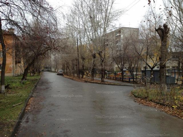 Адрес(а) на фотографии: улица Гражданской Войны, 3, 6, Екатеринбург