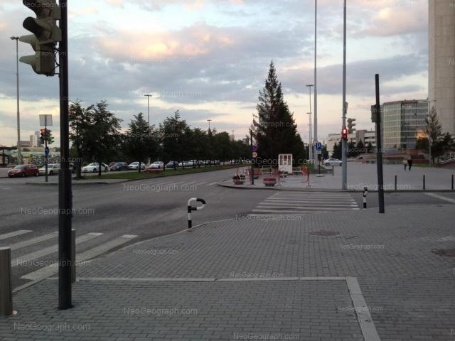 Адрес(а) на фотографии: Октябрьская площадь, 3, 5, Екатеринбург