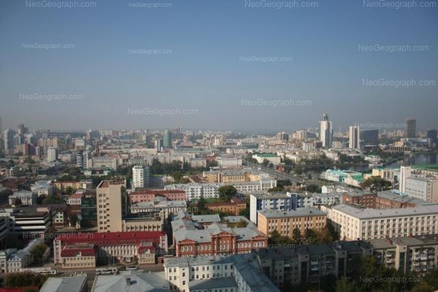 Адрес(а) на фотографии: улица Карла Либкнехта, 1, 3, 5, 8А лит Д, 9, 16, Екатеринбург