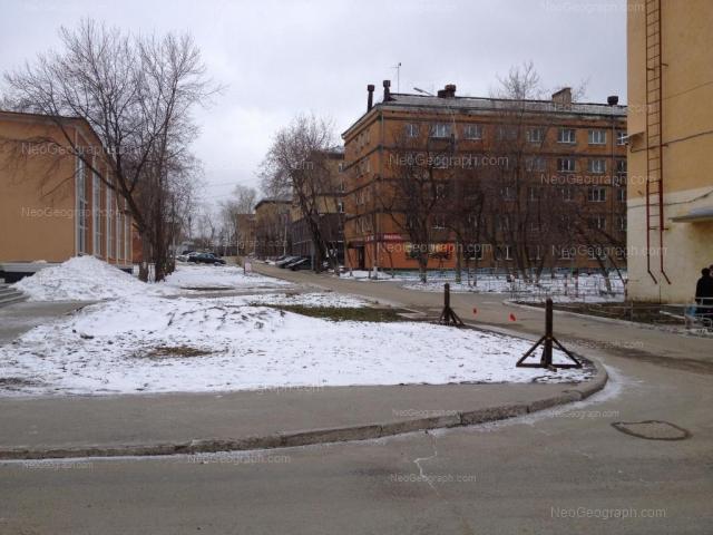Адрес(а) на фотографии: улица Колмогорова, 62, 62б, 64, 68, Екатеринбург
