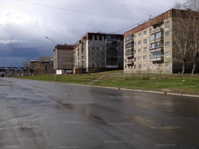 Адрес(а) на фотографии: улица Миномётчиков, 56, 58, Екатеринбург