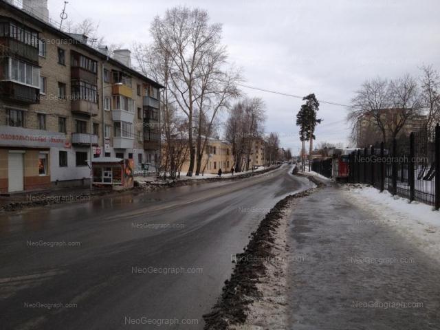 Адрес(а) на фотографии: Кунарская улица, 2, Екатеринбург
