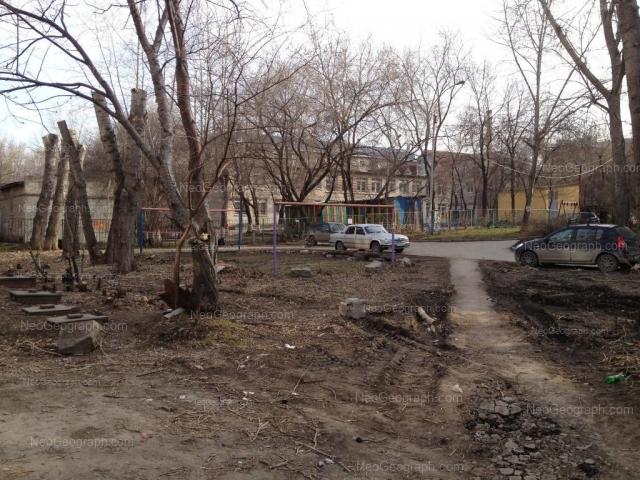 Адрес(а) на фотографии: улица Азина, 18Б, Екатеринбург