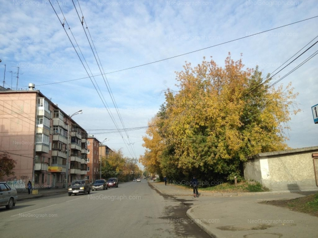 Адрес(а) на фотографии: улица Восстания, 11, 13, 15, Екатеринбург