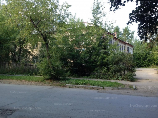 Адрес(а) на фотографии: Автомобильный переулок, 4, Екатеринбург