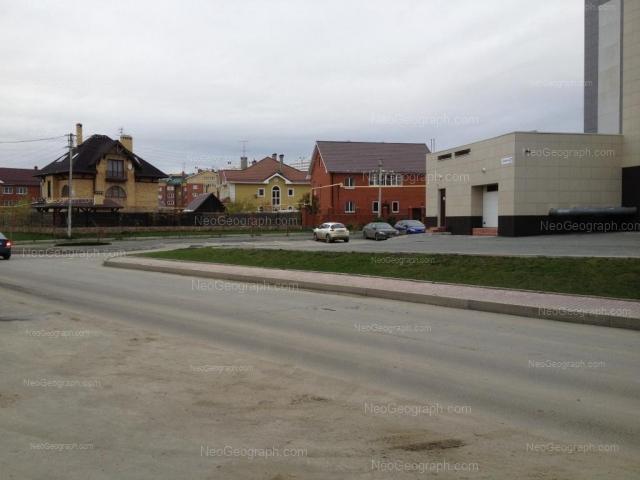 Address(es) on photo: Barvinka street, 11, 13, Yekaterinburg