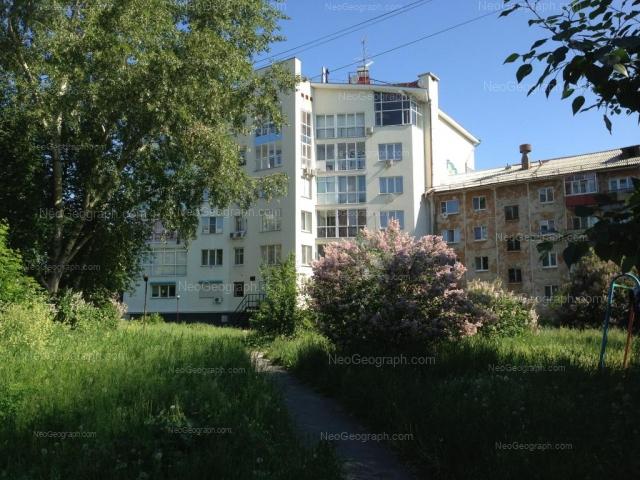 Адрес(а) на фотографии: бульвар Культуры, 21, 21А, Екатеринбург