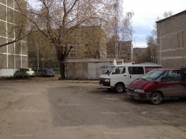 Адрес(а) на фотографии: Посадская улица, 44/1, 44/2, 44/3, 44/4, Екатеринбург