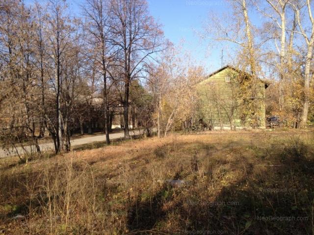 Address(es) on photo: Zaporozhskiy lane, 3, 4, 5, Yekaterinburg