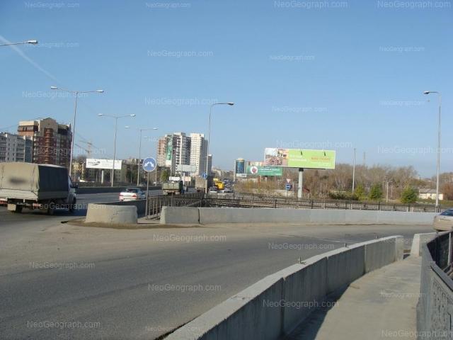 Address(es) on photo: Onezhskaya street, 9, 10, 12, Yekaterinburg