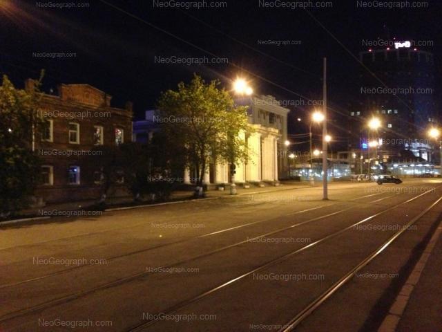 Адрес(а) на фотографии: улица Челюскинцев, 100, 102, Екатеринбург
