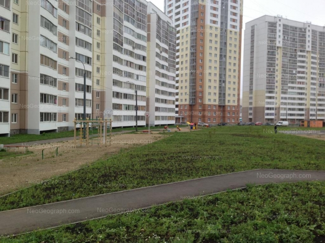 Адрес(а) на фотографии: Таганская улица, 89, 91, 95, 97, Екатеринбург