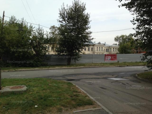 Адрес(а) на фотографии: Красноуральская улица, 2А, Екатеринбург