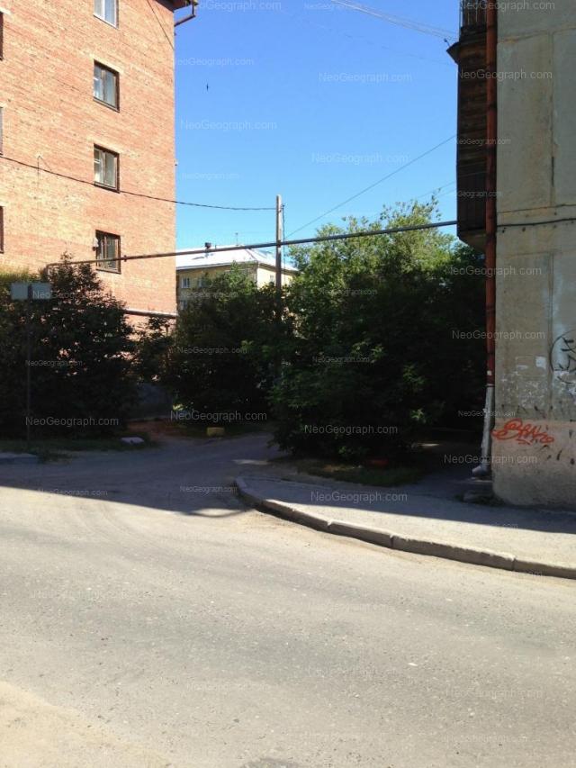Адрес(а) на фотографии: улица Банникова, 6, Екатеринбург