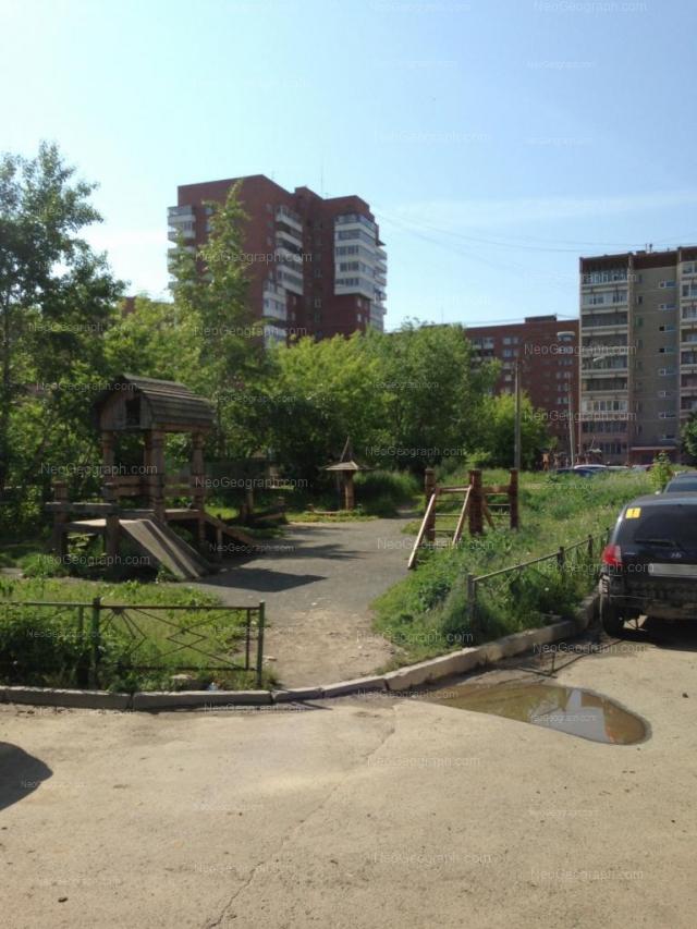 Адрес(а) на фотографии: Боровая улица, 19, 19А, 21А, Екатеринбург