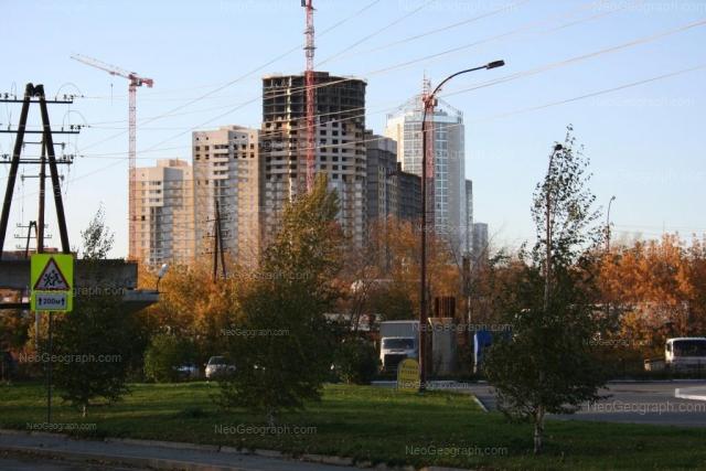 Адрес(а) на фотографии: Комсомольская улица, 78, Екатеринбург
