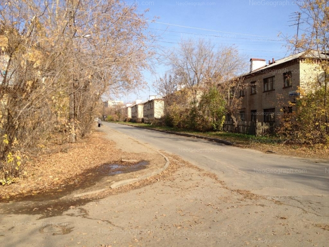 Адрес(а) на фотографии: Славянская улица, 31, 40, 42, 44, 46, Екатеринбург