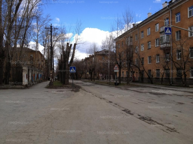 Адрес(а) на фотографии: Таёжная улица, 2, Екатеринбург