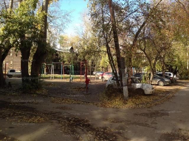 Адрес(а) на фотографии: Ученический переулок, 8, Екатеринбург
