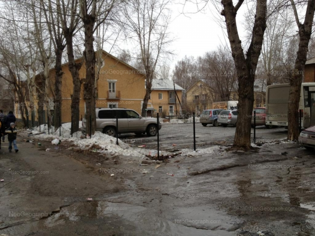Адрес(а) на фотографии: улица Энтузиастов, 16, 18, Екатеринбург