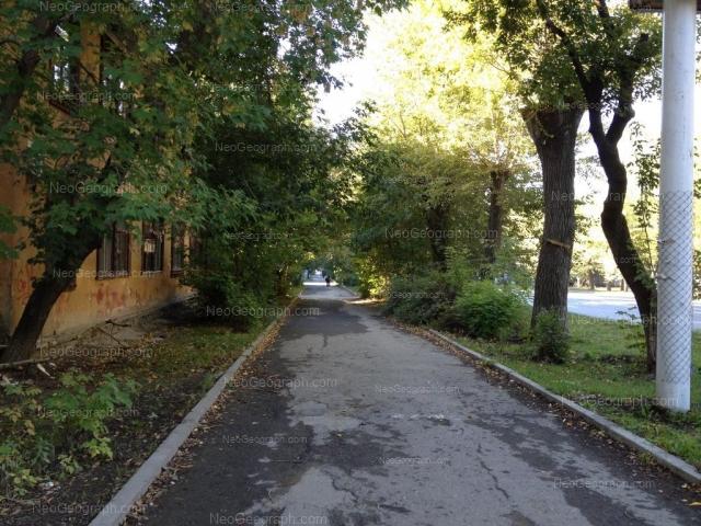 Адрес(а) на фотографии: улица Гагарина, 13, Екатеринбург