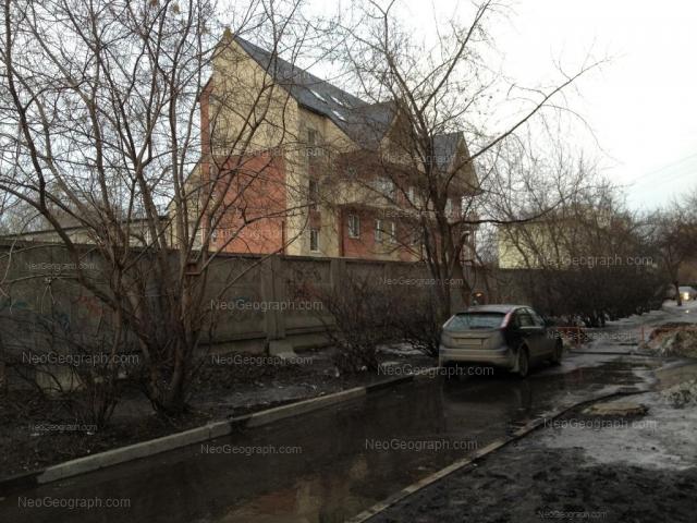 Адрес(а) на фотографии: улица Бажова, 132, 139, Екатеринбург