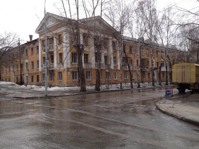 Адрес(а) на фотографии: улица Краснофлотцев, 12, Екатеринбург