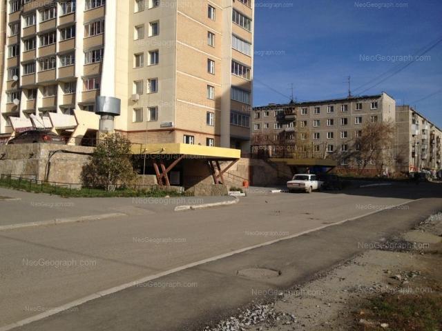 Адрес(а) на фотографии: улица Патриотов, 6 к2, 8, 10, Екатеринбург