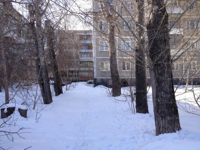 Адрес(а) на фотографии: Встречный переулок, 7/1, 7/2, 9, Екатеринбург