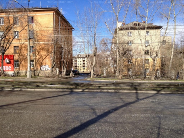 Адрес(а) на фотографии: Техническая улица, 44а, 46, 48, Екатеринбург