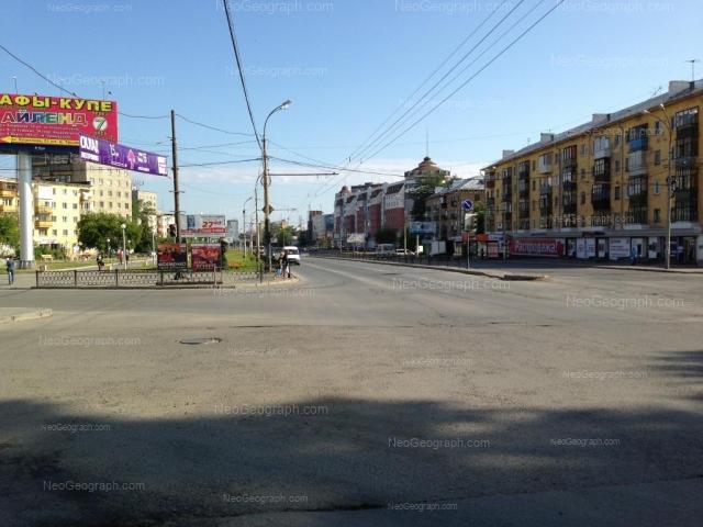 Адрес(а) на фотографии: проспект Космонавтов, 25А, 58, 60, 62, Екатеринбург