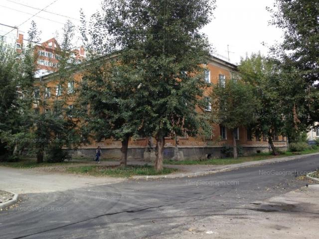Адрес(а) на фотографии: Таллинский переулок, 4, Екатеринбург