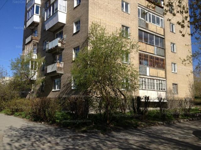 Адрес(а) на фотографии: Гурзуфская улица, 22, Екатеринбург