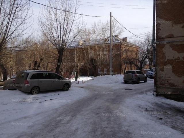 Адрес(а) на фотографии: Студенческая улица, 42, Екатеринбург