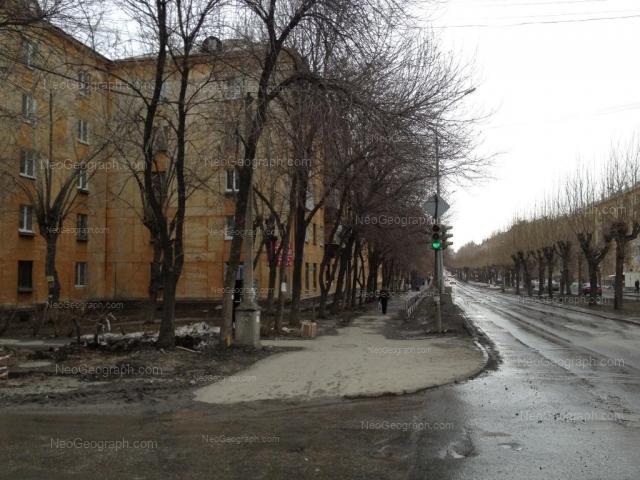 Адрес(а) на фотографии: улица Бабушкина, 24, Екатеринбург