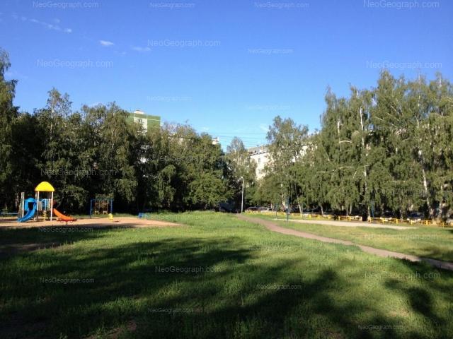 Адрес(а) на фотографии: улица Начдива Онуфриева, 24/1, Екатеринбург