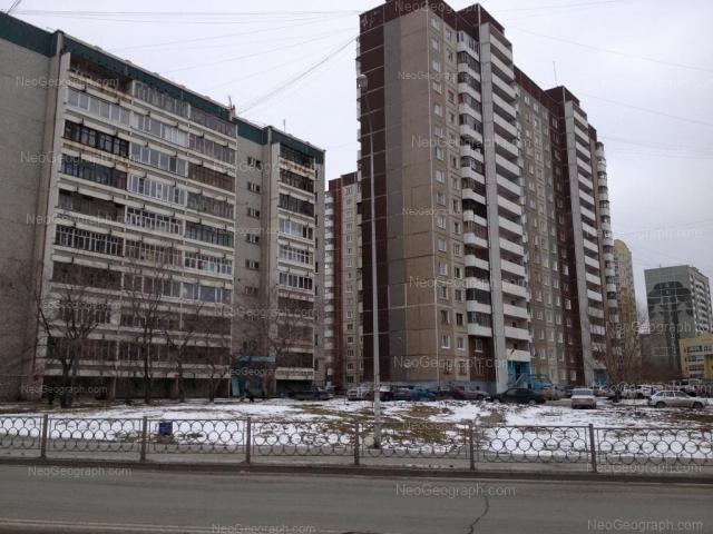 Адрес(а) на фотографии: улица Готвальда, 19, 19Б, 19В, Екатеринбург