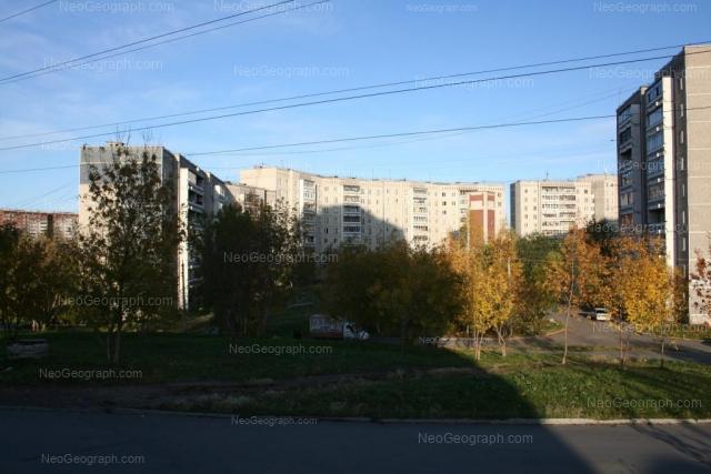 Адрес(а) на фотографии: бульвар Есенина, 3, Екатеринбург