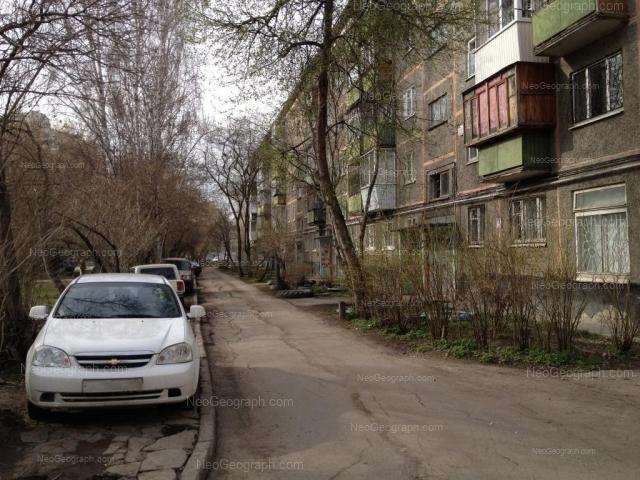 Адрес(а) на фотографии: Посадская улица, 30/3, Екатеринбург