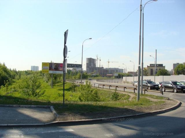 Address(es) on photo: Tsvilinga street, 7Э, Yekaterinburg