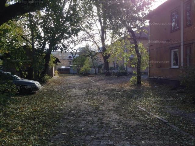 Адрес(а) на фотографии: Ученический переулок, 4А, Екатеринбург