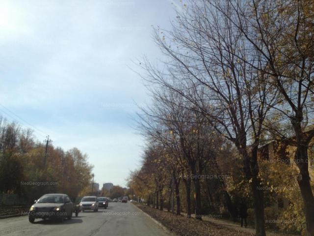 Адрес(а) на фотографии: Бисертская улица, 137, Екатеринбург