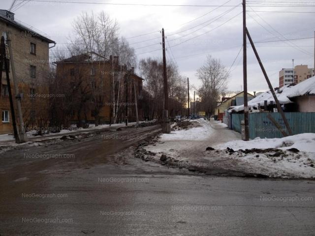 Адрес(а) на фотографии: Кишинёвская улица, 54, Екатеринбург