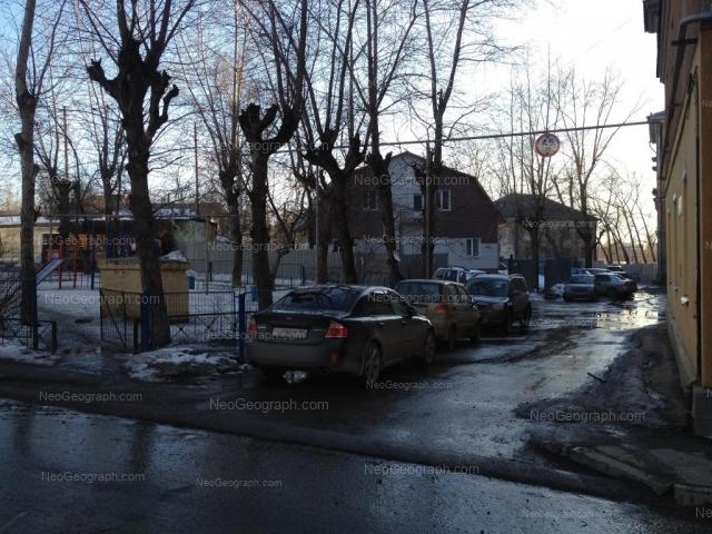 Адрес(а) на фотографии: Трамвайный переулок, 3, 5, Екатеринбург