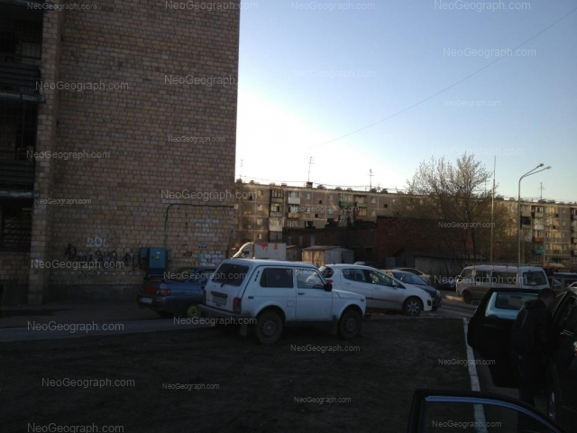 Адрес(а) на фотографии: Самолётная улица, 25, 27, Екатеринбург