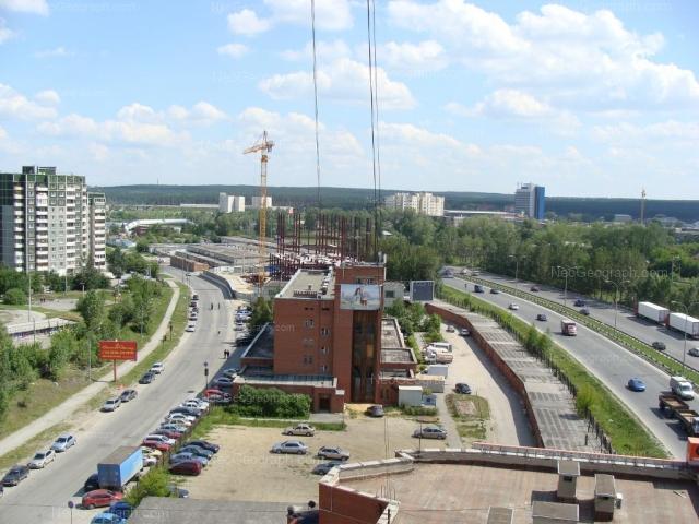 Address(es) on photo: Krestinskogo street, 46Б, 48, 50, 51, 52, Yekaterinburg
