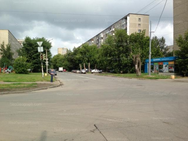 Address(es) on photo: Vosstaniya street, 95, 108, Yekaterinburg
