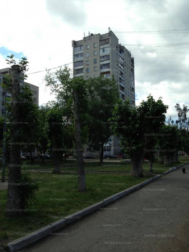 Адрес(а) на фотографии: улица Индустрии, 22, 24, Екатеринбург