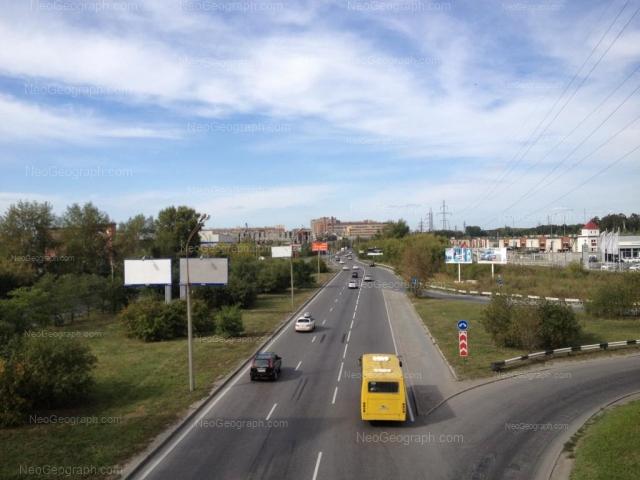 Адрес(а) на фотографии: улица Высоцкого, 1 к1, 1 к2, 1 к3, Екатеринбург
