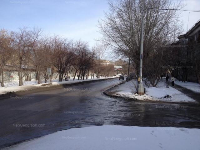 Address(es) on photo: Lobachevskogo lane, 5, Yekaterinburg